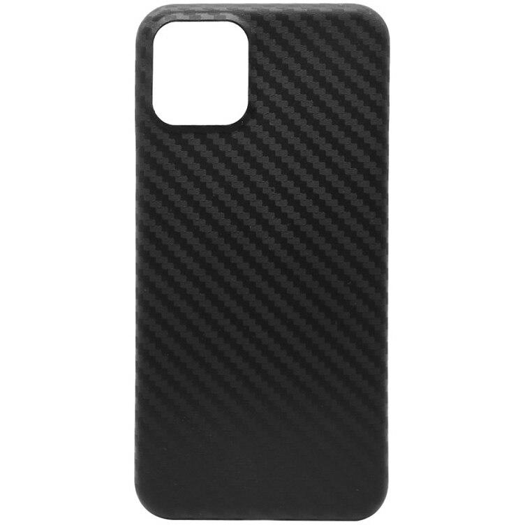 Fotografie Carcasa Just Must Carbon PP pentru iPhone 11 Pro Max, Black