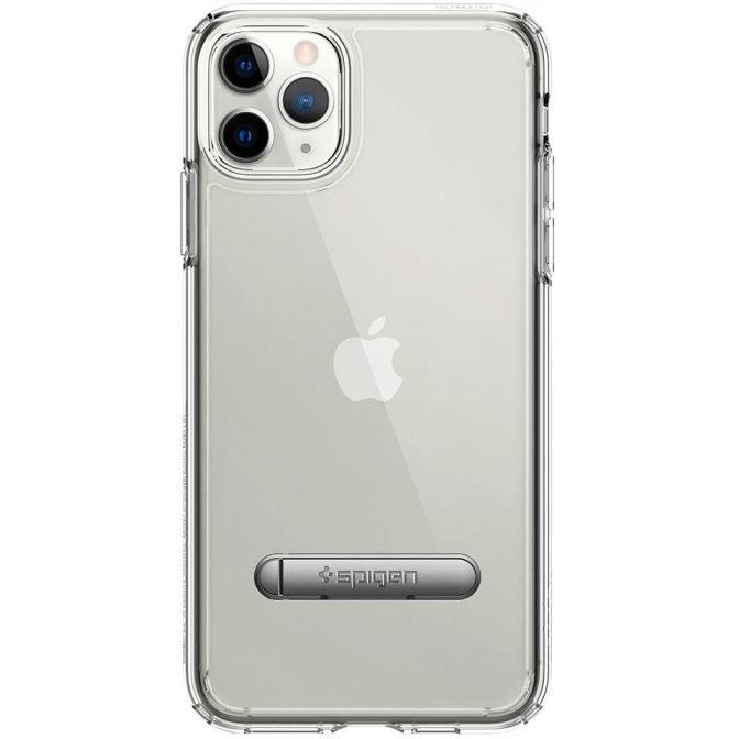 Fotografie Carcasa Spigen Ultra Hybrid ''S'' pentru iPhone 11 Pro Max, Crystal, Clear
