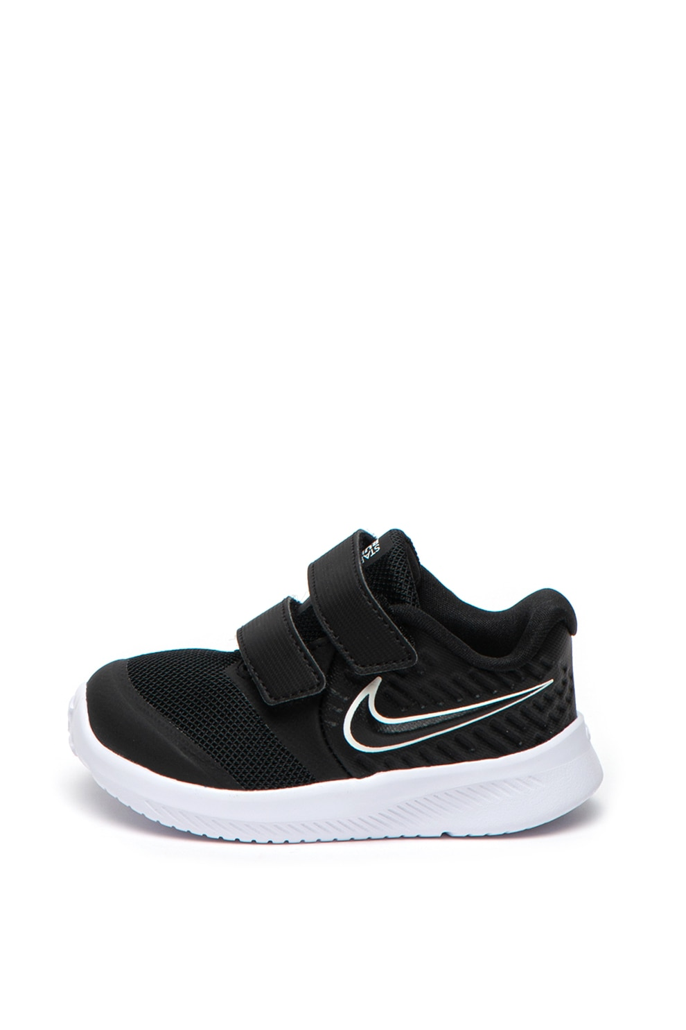 Vicio patrocinador Velas  Nike, Star Runner 2 sneaker tépőzáras pántokkal, Fekete, 22 EU - eMAG.hu