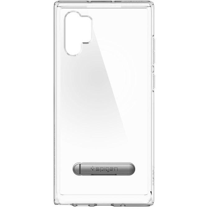 Fotografie Carcasa Spigen Ultra Hybrid ''S'' pentru Samsung Galaxy Note 10 Plus, Crystal, Clear