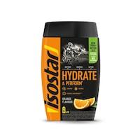 Pudra energizanta Hydrate & Perform Powder ISOSTAR, Grapefruit, 0.4 kg