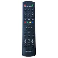 Telecomanda pentru LCD/LED Utok U22EHD, neagra cu functiile telecomenzii originale