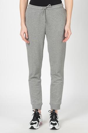 Napapijri, Pantaloni sport cu snur pentru ajustare Mhyamoli, Gri melange, XL
