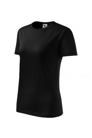 Tricou pentru dama, Negru, 133/2, Negru