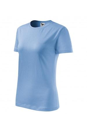 Tricou pentru dama, Albastru deschis, 133/11, Albastru deschis