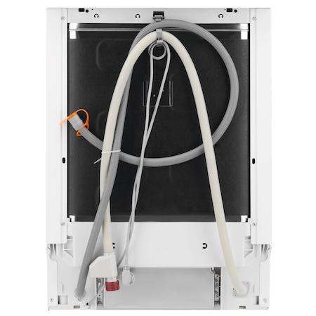 Masina de spalat vase incorporabila Electrolux EES27100L, 13 seturi, 6 programe, Clasa A+, Motor inverter, AirDry, QuickSelect, 60 cm