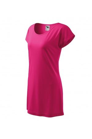 Tricou pentru dama, Purpuriu, 123-40, S