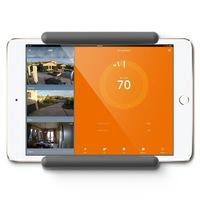 Elago Home Hub Mount - силиконова поставка, прикрепяща се към стената за iPad Pro, iPad Air, iPad и iPad mini (тъмносива)