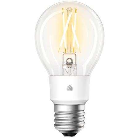 TP-Link KL50 intelligens izzó, LED, E27, 7W, 800 lm fényerő, Fehér