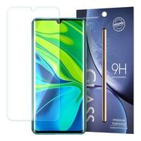 Xiaomi Mi Note 10 / Note 10 Pro karcálló edzett üveg Tempered glass kijelzővédő fólia UV ragasztós
