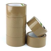 ProCart® ragasztószalag 48 mm x 60 m, barna, 6 tekercs készlet