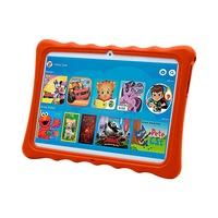 Детски таблет SMART TabbyBoo, SIM Kарта, 10 inch, Quad-Core Android 4.4.2, 1GB RAM, 16GB ROM, Оранжев