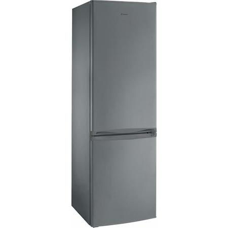 Combina frigorifica Candy CM 3354 X, 252 l, Clasa A++, H 180 cm, Inox
