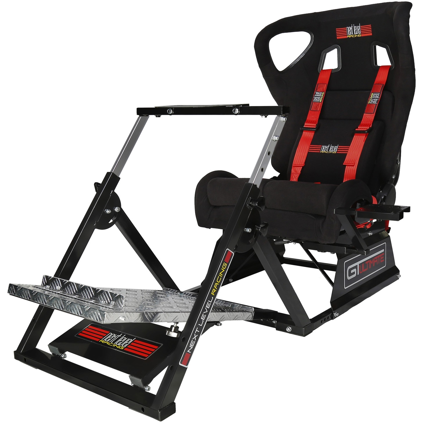 Fotografie Cockpit Racing Simulator GTultimate V2, Next Level Racing NLR-S001