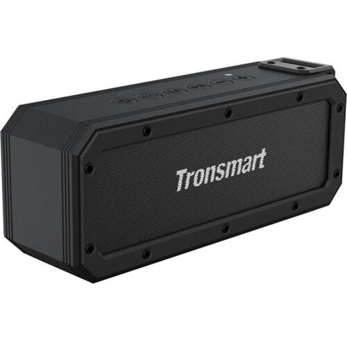Fotografie Boxa Portabila Tronsmart Force+, Bluetooth 5.0, IPX 7 rezistenta la apa, 40W, Negru