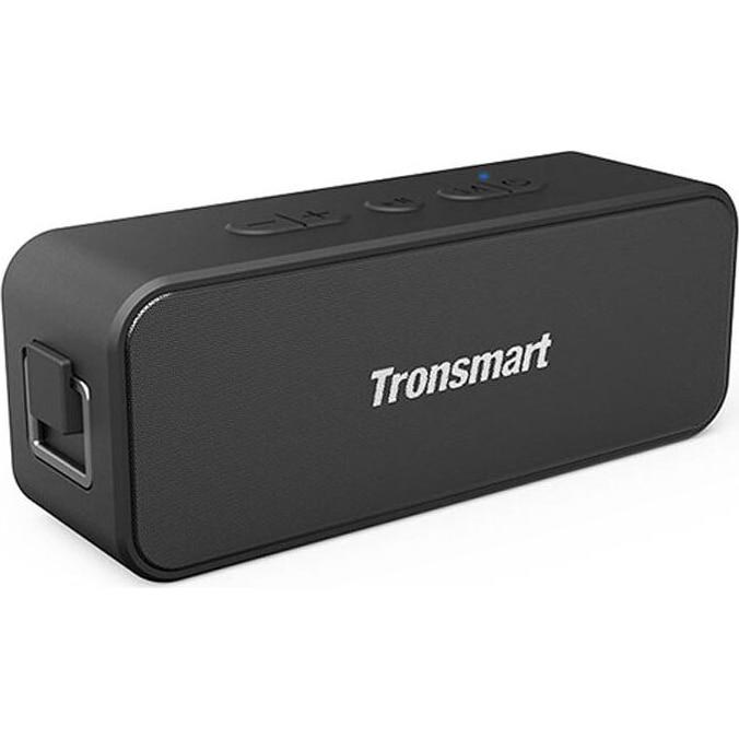 Fotografie Boxa Portabila Tronsmart T2 Plus, Bluetooth 5.0,IPX7 rezistenta la apa, 20W, negru