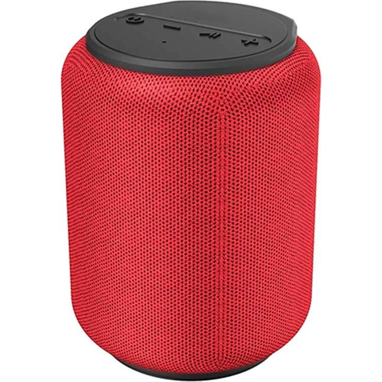 Fotografie Boxa portabila Tronsmart T6 Mini, Bluetooth 5.0, IPX 6 rezistenta la apa, sunet 360, 15W, rosu