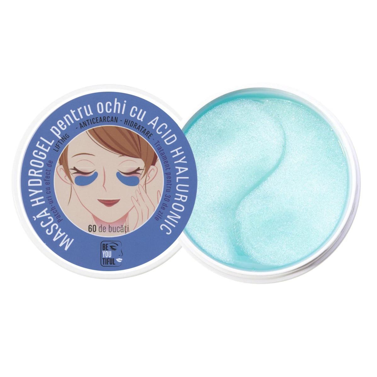 mască de tratament pentru ochi