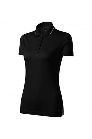 Tricou polo pentru dama, Negru, 269/2, Negru