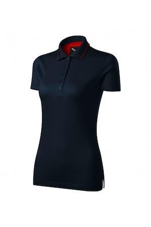 Tricou polo pentru dama, Albastru marin, 269/3, Albastru marin