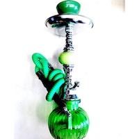 Наргиле Зелен оникс,Ahelos,mms8,зелен