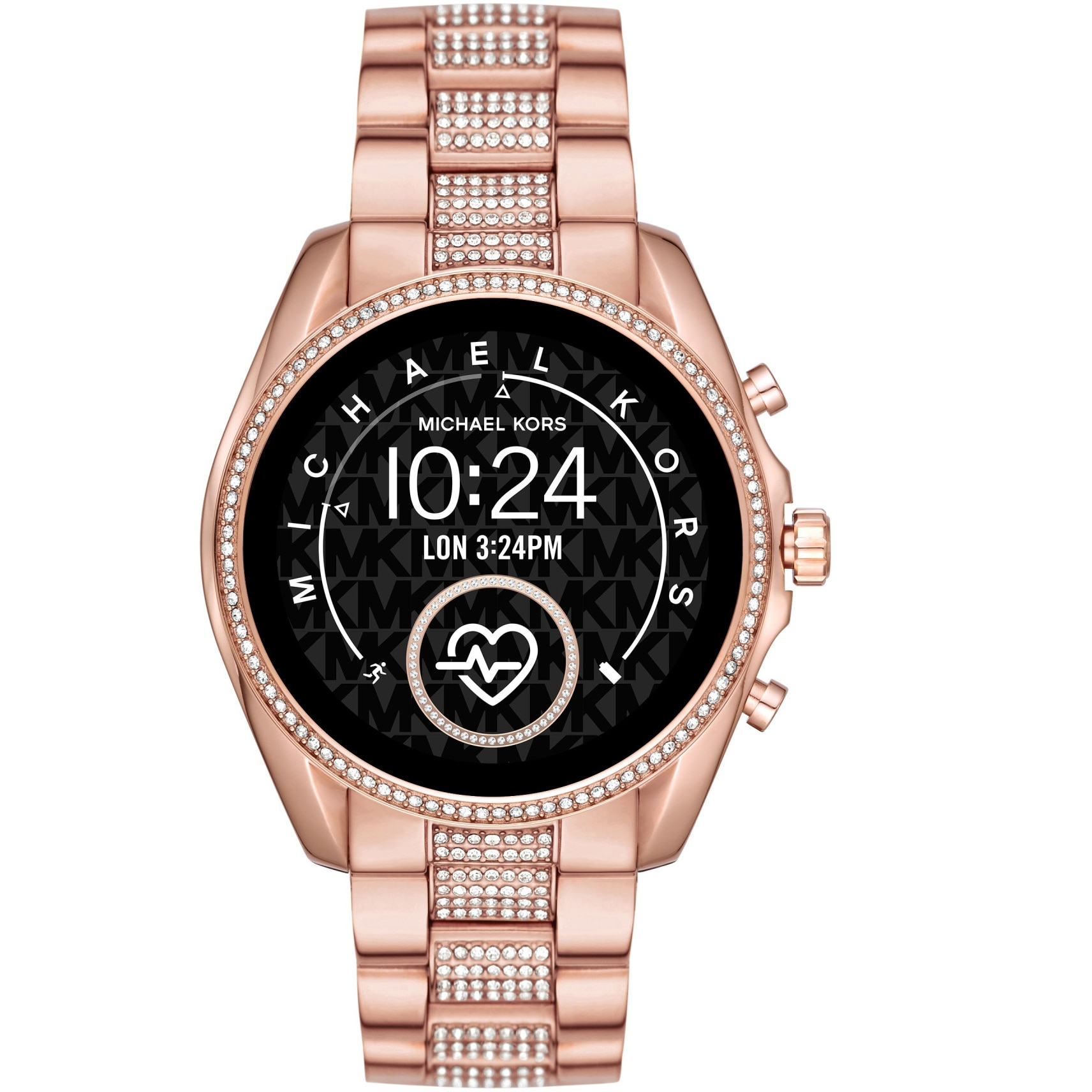 Fotografie Ceas Smartwatch Michael Kors Bradshaw 2, Rose Gold/Rose Gold Steel
