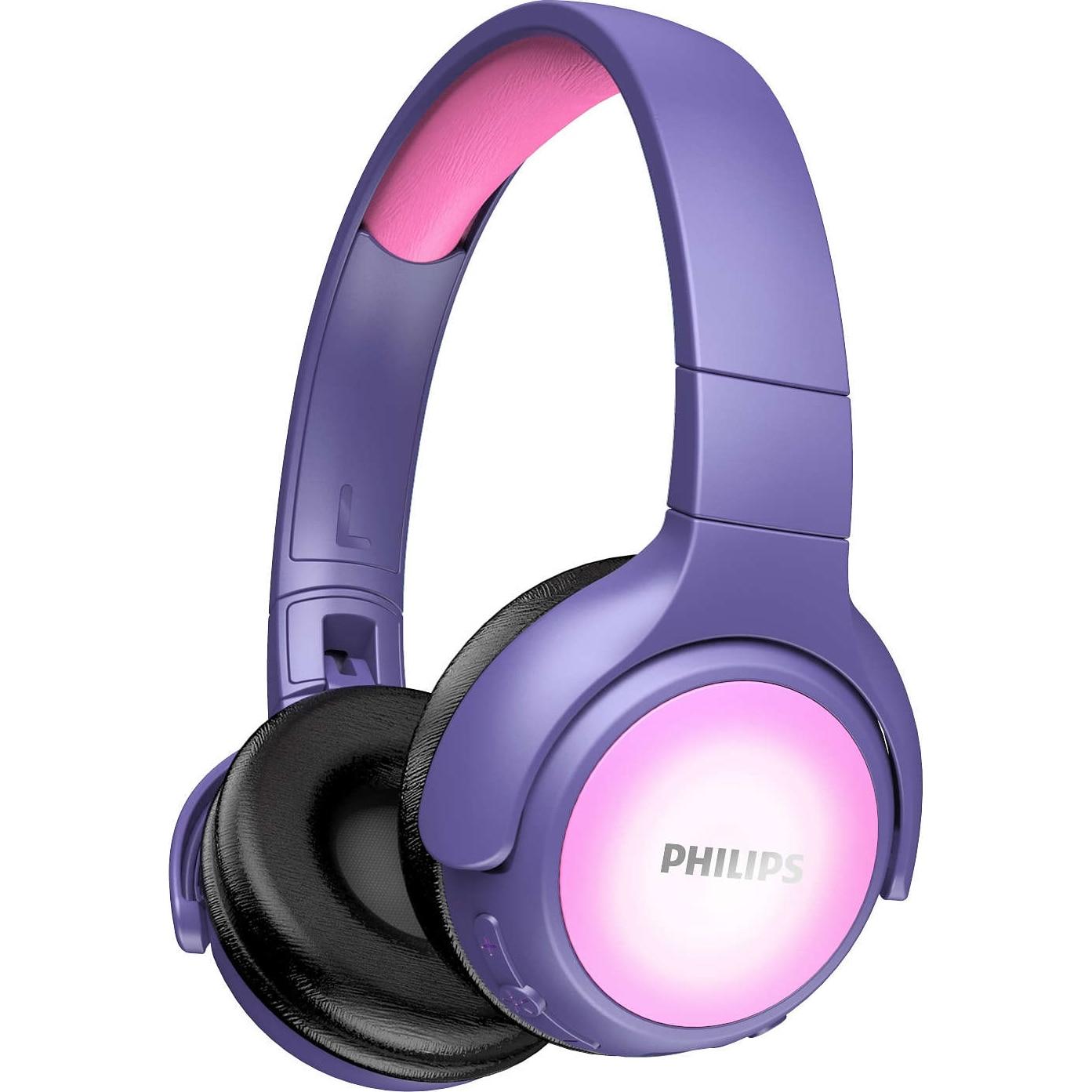 Fotografie Casti Philips TAKH402PK/00 UpBeat,wireless, Roz