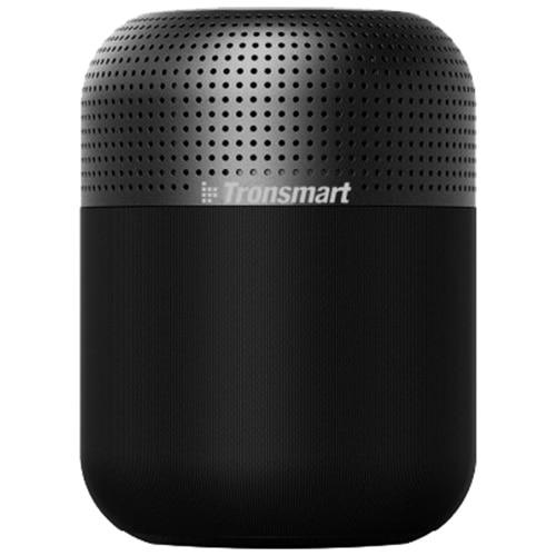 Fotografie Boxa portabila Tronsmart T6Max Bluetooth 5.0, sunet 360, baterie 12.000 mAh, asistent vocal, IPX5, NFC