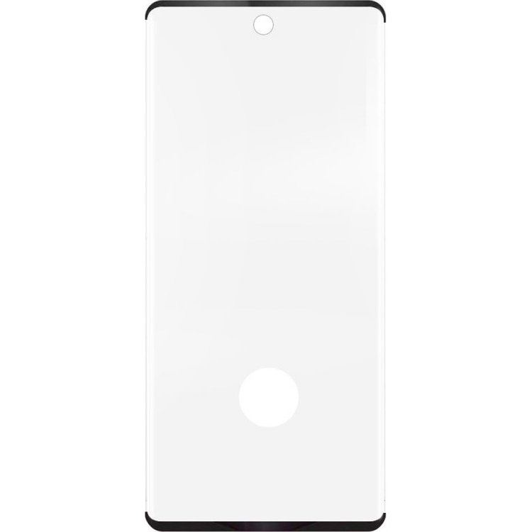 Fotografie Folie Eiger 3D Case Friendly pentru Samsung Galaxy S20, perfect fit, curved, Clear Black