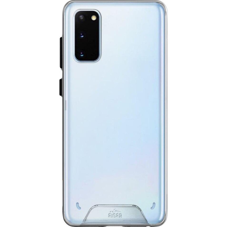 Fotografie Husa Eiger Glacier Case pentru Samsung Galaxy S20, shock resistant, Clear