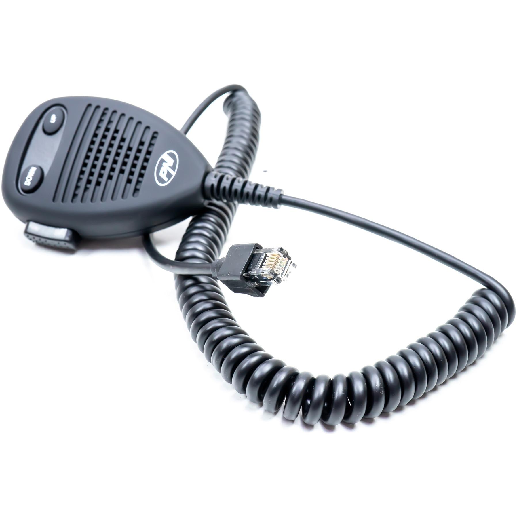 Fotografie Microfon de schimb pentru statiile radio CB PNI Escort HP 6500, PNI Escort HP 7120