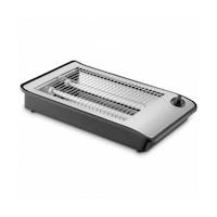 Kenyérpirító COMELEC TP7064 600 W Fekete Rozsdamentes acél