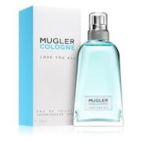 Тоалетна вода Унисекс Thierry Mugler Cologne Love You All, EDT 100 мл