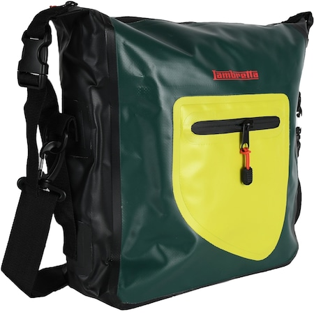 Водоустойчива чанта през рамо, 33 х 35 х 10 см, Lambretta