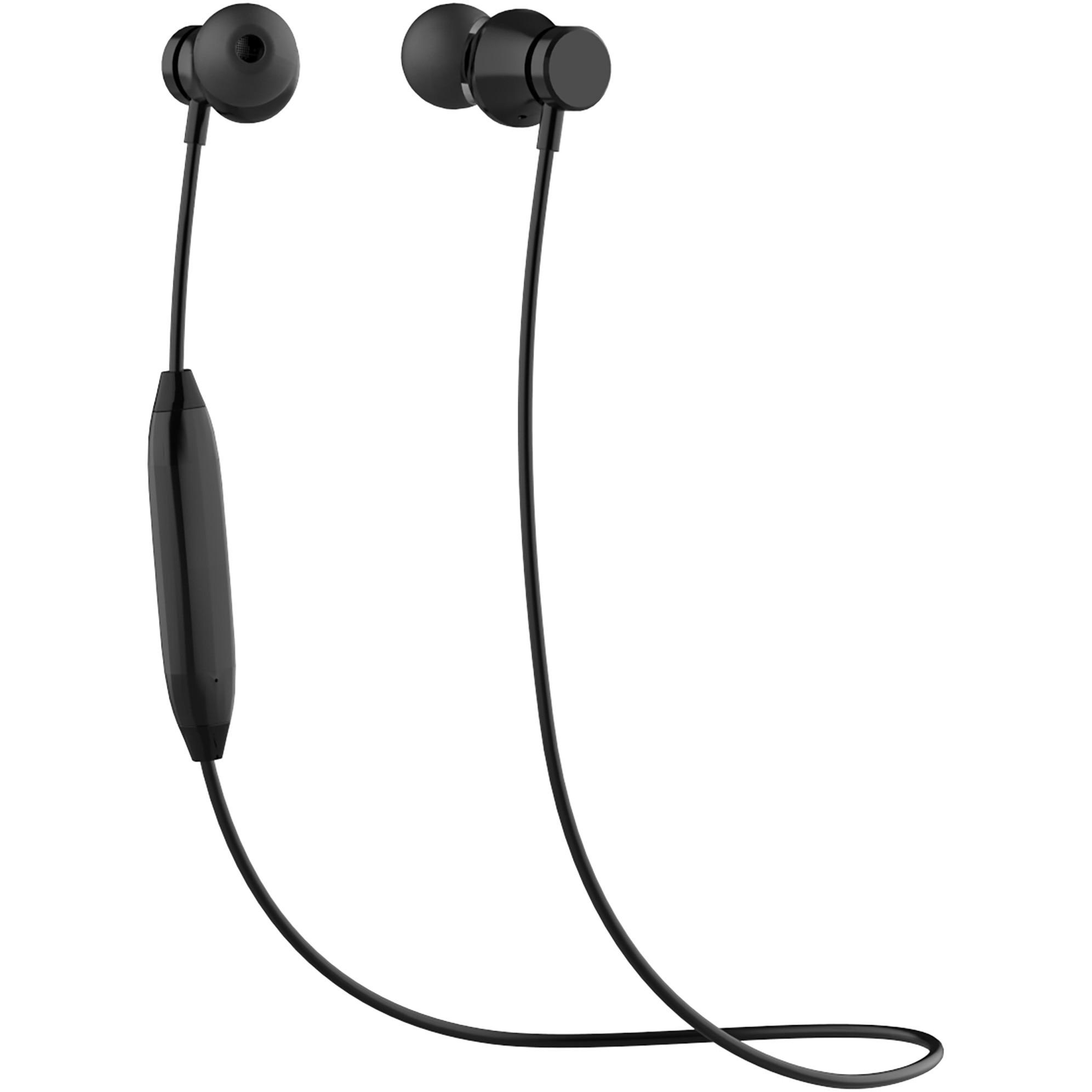 Fotografie Casti in-ear Bluetooth Tellur Sonar, Negru
