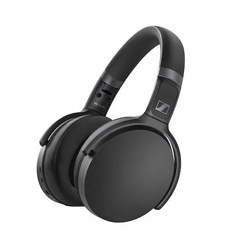 Sennheiser HD 450 Fejhallgató, Bluetooth, Fekete