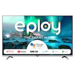 "Телевизор Allview 43ePlay6100-F, 43"" (109 см), Smart Android, Full HD, LED"