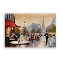 Картина Dekorkép, Париж, Живопис, 20 х 30 см