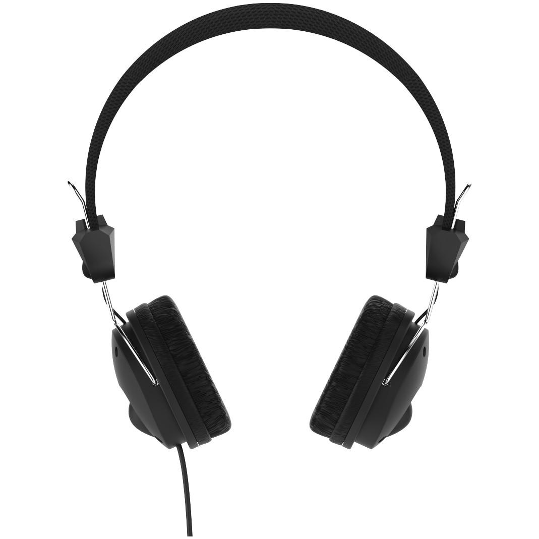 Hama Basic fekete fülhallgató eMAG.hu