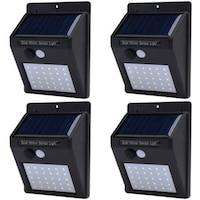 proiector solar cu senzor de miscare lidl