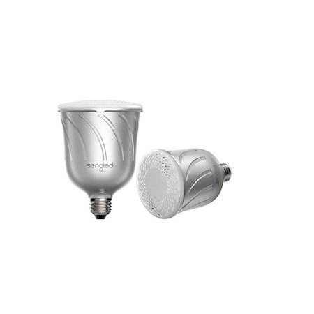 Sengled C01-BR30EUMSP bluetoothos hangszóró E27 lámpa - ezüst (6955544580010)