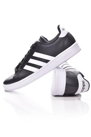 Adidas PERFORMANCE Férfi Utcai cipő, fekete GRAND COURT, F36393 EU 47.3