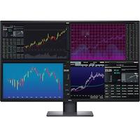 """Монитор LED IPS Dell 27"""", 4K UHD, Display Port, USB-C, Черен, U2720Q"""