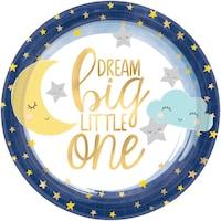 Twinkle, little star Papírtányér 8 db-os 18 cm DPA542152