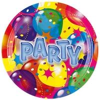 Party Papírtányér 8 db-os 23 cm DPA552521