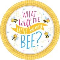 Bee, Méhecske Papírtányér 8 db-os 18 cm DPA542166