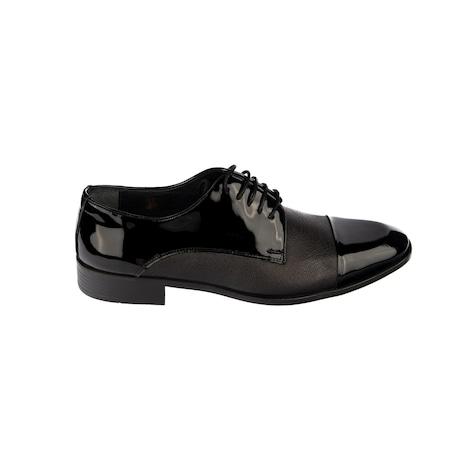 Pantofi Arturo AS Brands din piele 40 EU, Negru