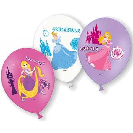 Disney Hercegnők léggömb, lufi 6 db-os DPA999236