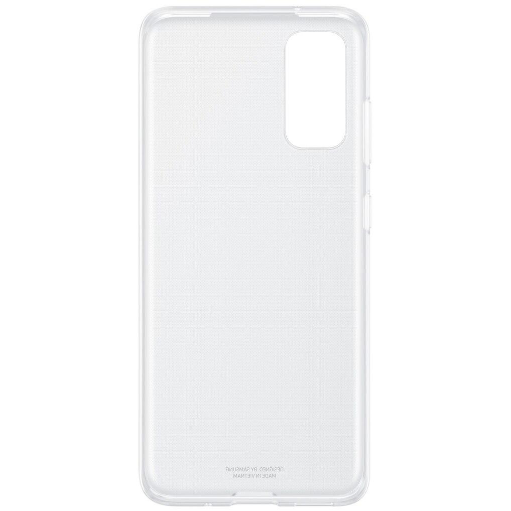 Fotografie Husa de protectie Samsung Clear Cover pentru Galaxy S20, Transparent