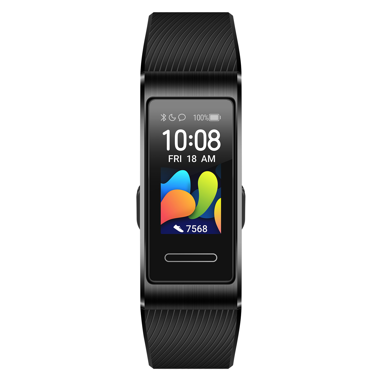 Fotografie Bratara fitness Huawei Band 4 Pro, Graphite Black